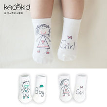 Load image into Gallery viewer, Kacakid Adorable Baby Boy & Girl Socks - BabyLand.my