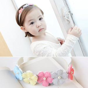 Angel Neitiri 5-Colors Flower Headband - BabyLand.my