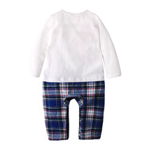 Load image into Gallery viewer, Augelute Casual Baby Boy Gentleman Romper - BabyLand.my
