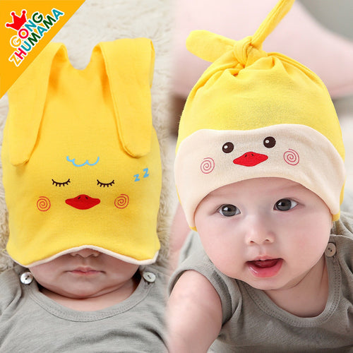 GZMM Baby Sleeping Beanie Delight! (Chick) - BabyLand.my