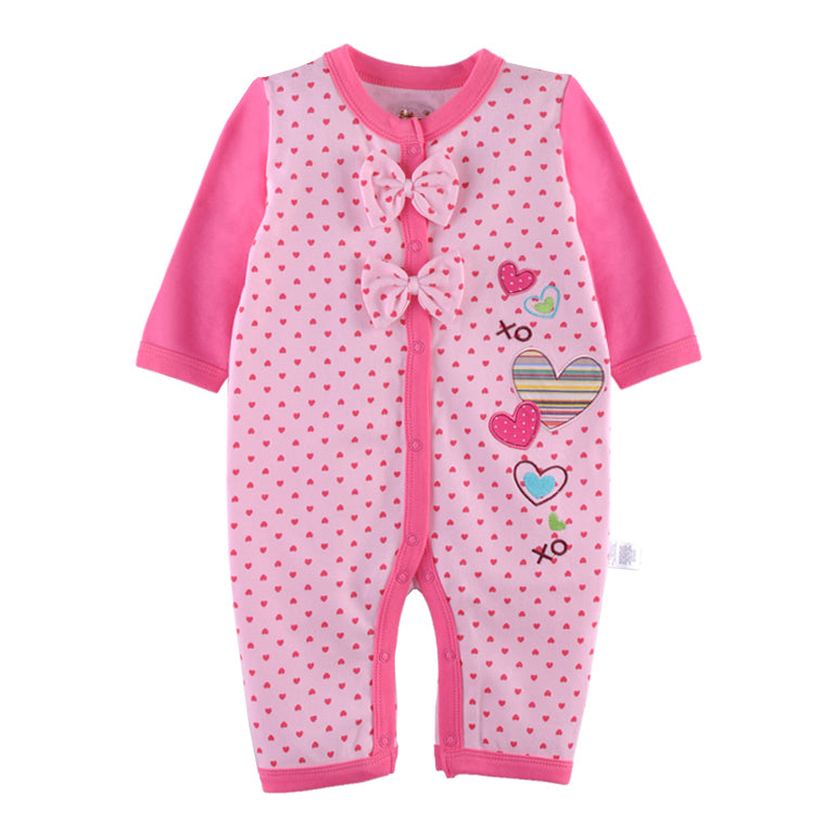 First Movements Loves Without Caption Romper - BabyLand.my