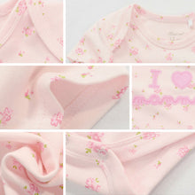 Load image into Gallery viewer, MomsCare I Love Bodysuit (Roses Printing) - BabyLand.my
