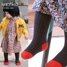 Load image into Gallery viewer, Kacakid Plain Color Stripes Baby Leggings - BabyLand.my