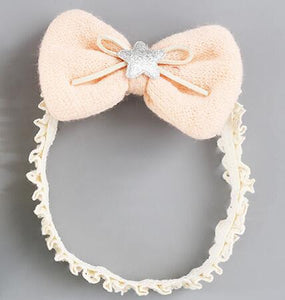 Angel Neitiri STAR Bow-Knot Headband (2 colors) - BabyLand.my
