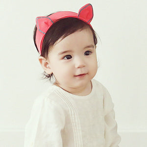 Angel Neitiri Cute Kitten's Ears Headband (5 colors) - BabyLand.my