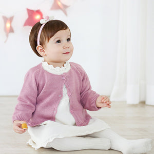Angel Neitiri Bitty Crown & Beads Bow-Knot Headband - BabyLand.my