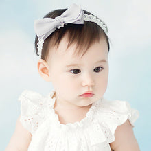 Load image into Gallery viewer, Angel Neitiri Elegant Bow-Knot Lace Headband - BabyLand.my