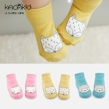 Load image into Gallery viewer, Kacakid Baby Fox Short Socks - BabyLand.my