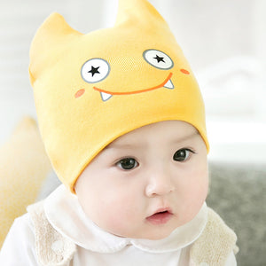 GZMM Toothy Smiley Monster Baby Beanie Hat - BabyLand.my