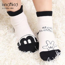 Load image into Gallery viewer, Kacakid Graphics Socks (Glove vs Babymouse) - BabyLand.my