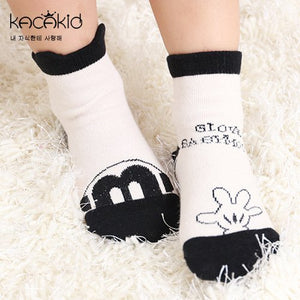 Kacakid Graphics Socks (Glove vs Babymouse) - BabyLand.my