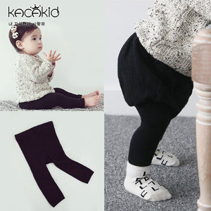 Kacakid Plain Color Baby Leggings (3 colors) - BabyLand.my