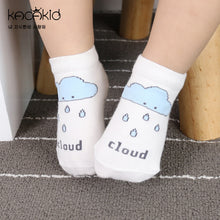 Load image into Gallery viewer, Kacakid Earth's Friends Socks (3 Graphics) - BabyLand.my