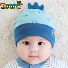 Load image into Gallery viewer, TUTUYA Baby Mantou Beanie Hat - BabyLand.my