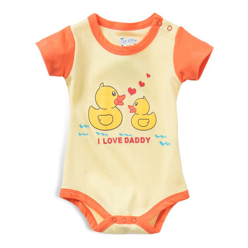 Cuddle Me  I Love Daddy Bodysuit - BabyLand.my
