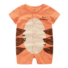 Load image into Gallery viewer, First Movements Baby Tiger Romper - BabyLand.my