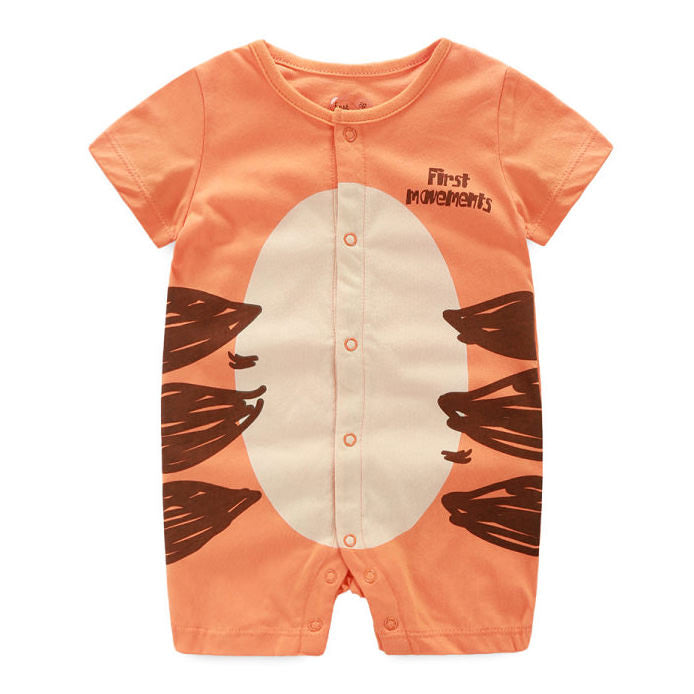 First Movements Baby Tiger Romper - BabyLand.my