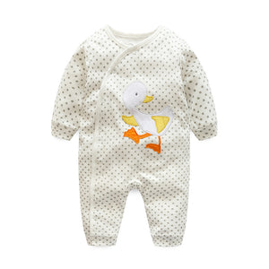 First Movements Escape Little Duck Romper - BabyLand.my