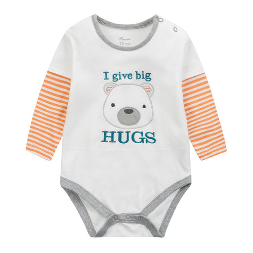 MomsCare Bear's Big Hugs Bodysuit - BabyLand.my