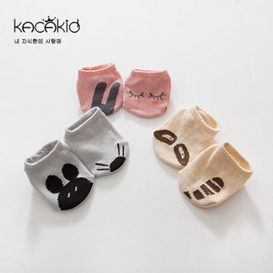 Kacakid AB Boat Socks (Animals) - BabyLand.my