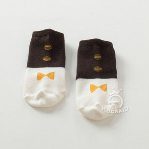 Kacakid Baby Color Stitching Socks - BabyLand.my
