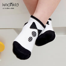 Load image into Gallery viewer, Kacakid Bow Ties Style Tube Socks (Short) - BabyLand.my