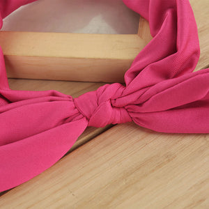 SIMYKE Adorable Bunny's Ear Headband (5 colours) - BabyLand.my