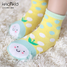 Load image into Gallery viewer, Kacakid Colorful Fruity Socks - BabyLand.my