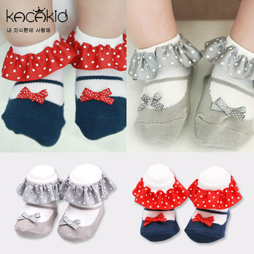 Kacakid Charming Princess Socks - BabyLand.my