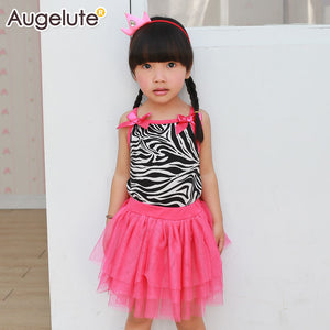 Augelute Fierce Little Fashionista Outfit - BabyLand.my