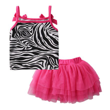 Load image into Gallery viewer, Augelute Fierce Little Fashionista Outfit - BabyLand.my