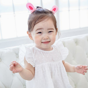 Real Bunny Ears Headband - BabyLand.my