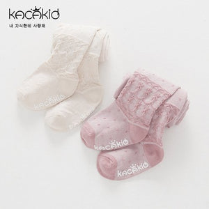 Kacakid Pure Color Special Ankle Baby Leggings (2 colors) - BabyLand.my