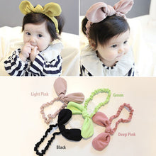 Load image into Gallery viewer, Angel Neitiri Cotton Bunny Ears Headband - BabyLand.my