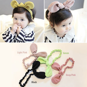 Angel Neitiri Cotton Bunny Ears Headband - BabyLand.my
