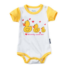 Load image into Gallery viewer, Cuddle Me Mommy Love Me Bodysuit - BabyLand.my