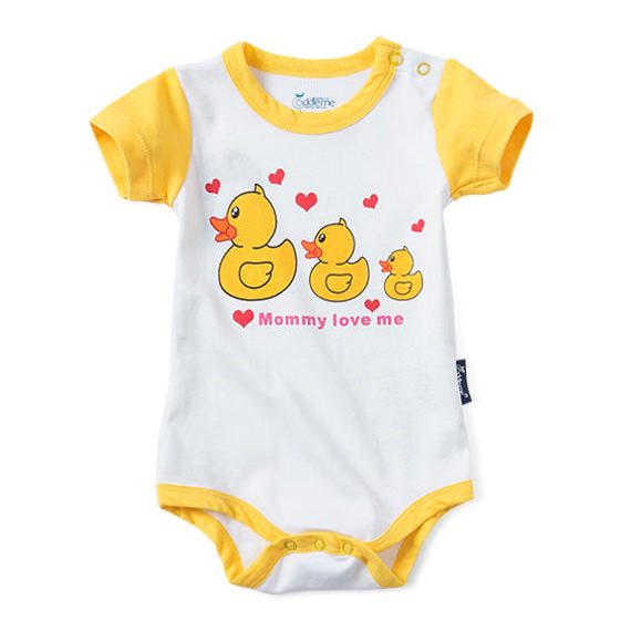 Cuddle Me Mommy Love Me Bodysuit - BabyLand.my