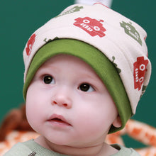 Load image into Gallery viewer, GZMM Dull Robots Baby Beanie Hat - BabyLand.my