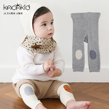 Load image into Gallery viewer, Kacakid Knee Patches Baby Leggings (2 colors) - BabyLand.my