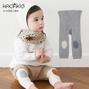 Kacakid Knee Patches Baby Leggings (2 colors) - BabyLand.my