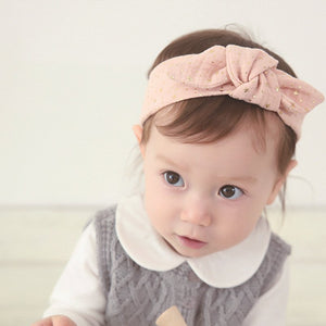Angel Neitiri Twisted Bow-Knot Headband - BabyLand.my