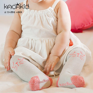 Kacakid Sleepy Kitten Series Baby Legging (3 colours) - BabyLand.my