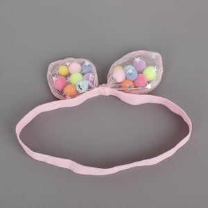 Fruity Furry Balls Headband - BabyLand.my