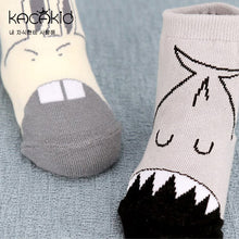 Load image into Gallery viewer, Kacakid Da Mouth & Tooth Animals Socks - BabyLand.my