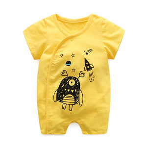 First Movements Alien From Space Romper - BabyLand.my