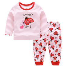 Load image into Gallery viewer, First Movements Snuggle Bug Pant Set - BabyLand.my