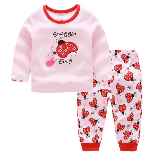 First Movements Snuggle Bug Pant Set - BabyLand.my
