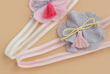 Load image into Gallery viewer, Angel Neitiri Linen Flower Headband - BabyLand.my