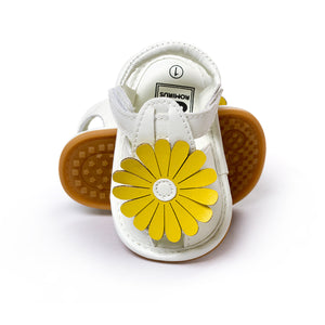 Sun Flower Baby Pre-Walker Shoe - BabyLand.my