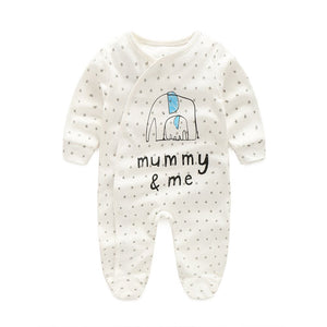 First Movements Elephants 'Mummy & Me' Romper - BabyLand.my